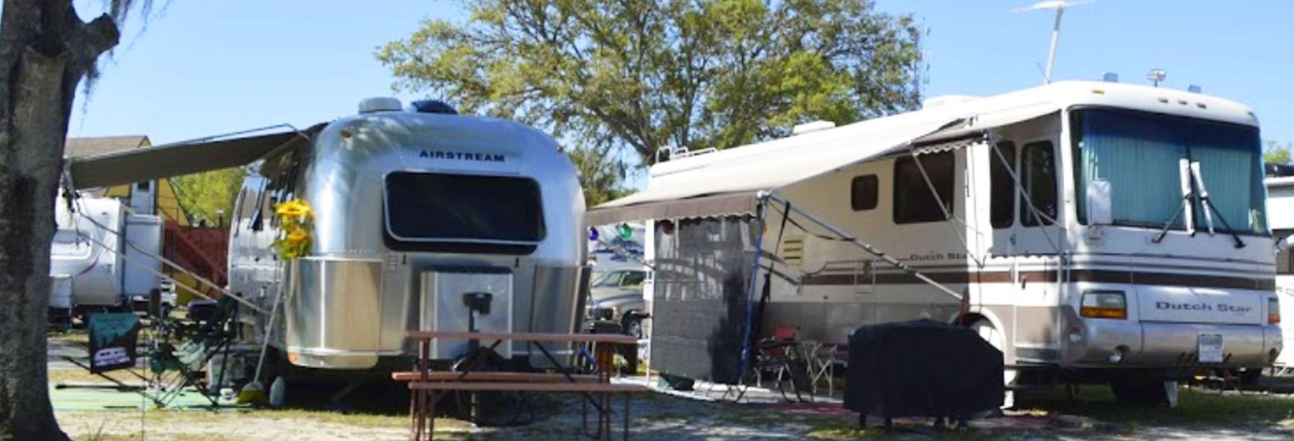 Wildwood FL RV Park